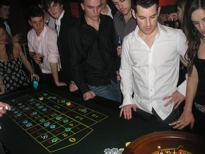 Casino hire for all ages