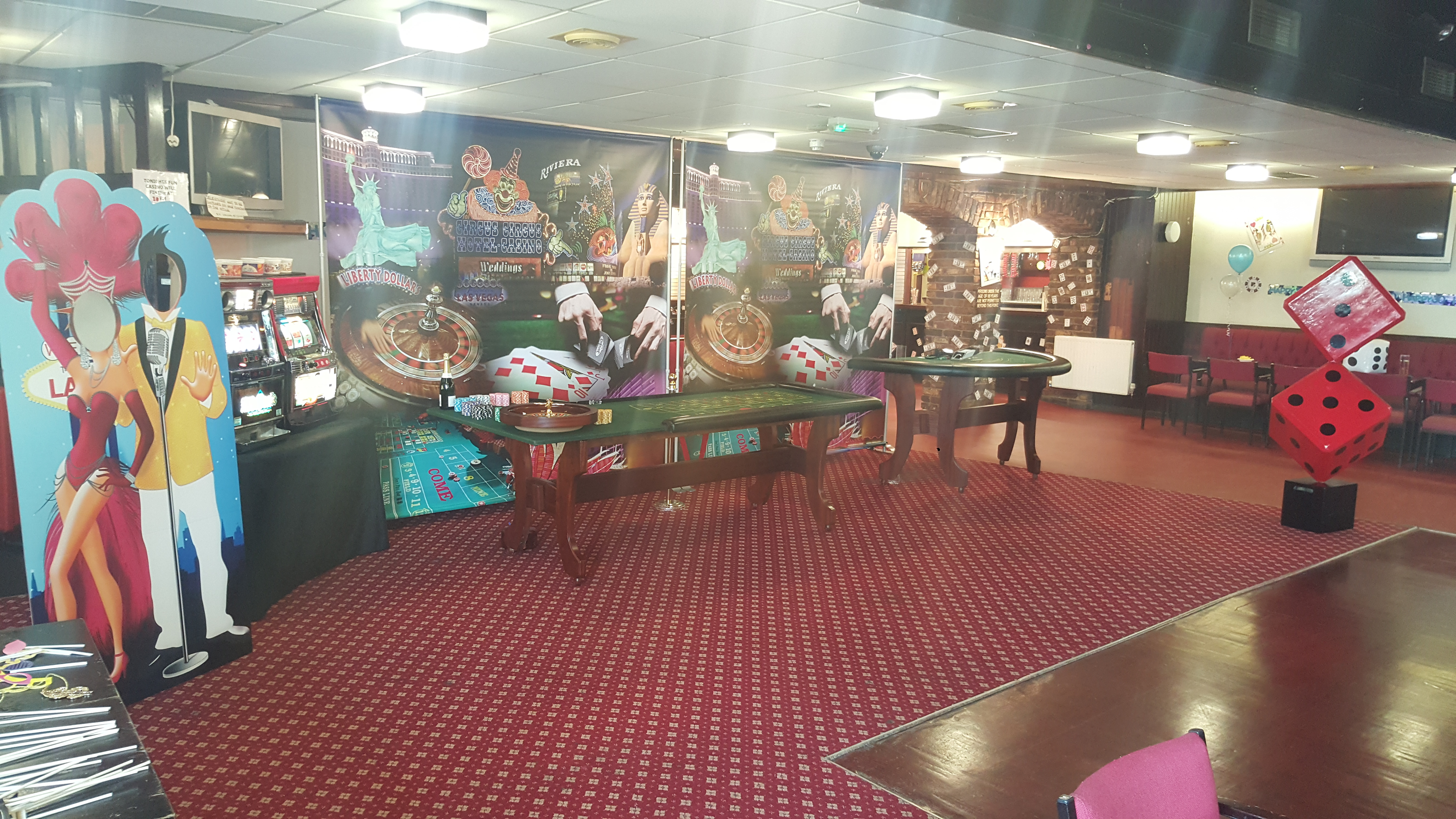 Slot machine hire essex